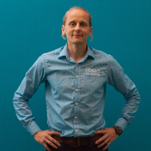 Olli Tikkanen, PhD in Sport Coaching and Fitness Testing, Co-Founder of Fibion Inc.
